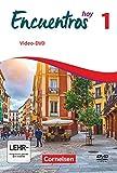 Encuentros Hoy Band 1 - Video-DVD: 3. Fremdsprache [Alemania]
