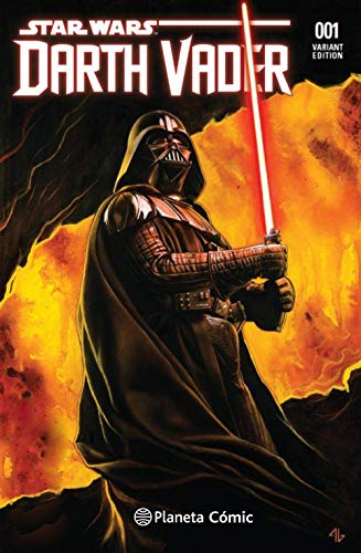 Star Wars Darth Vader Lord Oscuro nº 01/25 NE (Star Wars: Cómics Grapa Marvel)