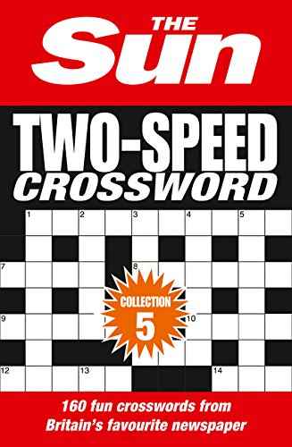 Sun, T: Sun Two-Speed Crossword Collection 5