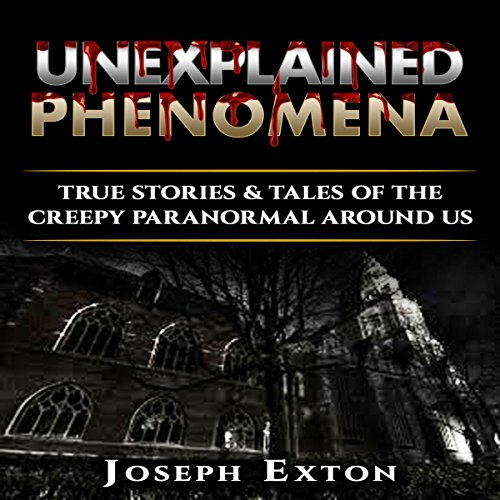 Unexplained Phenomena: Box Set cover art