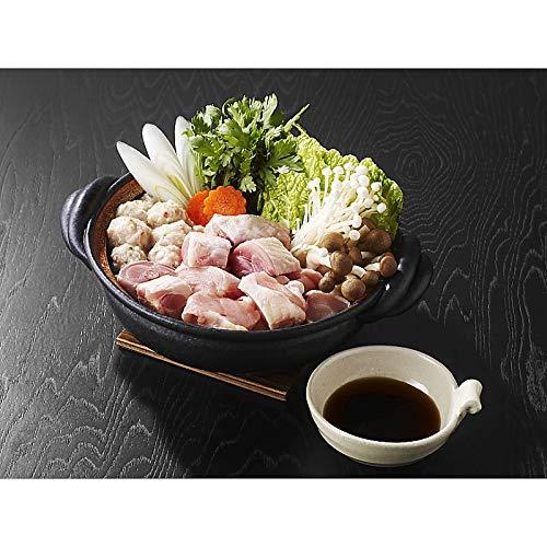 ( 産地直送 お取り寄せグルメ ) 福岡県 はかた一番どり水炊きセット