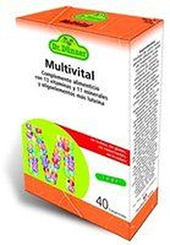 Multivital Dr.Dunner 40 comprimidos de Salus