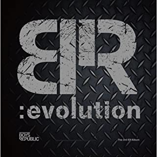 BOYS REPUBLIC - [BR : EVOLUTION] 3rd EP Album CD+Photo Booklet+1p Attendence Card+1p Photo Card K-POP Sealed