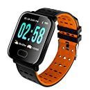 HOMECCLL SMA-09 IP54 Impermeable Smartwatch MTK2502 Bluetooth ...