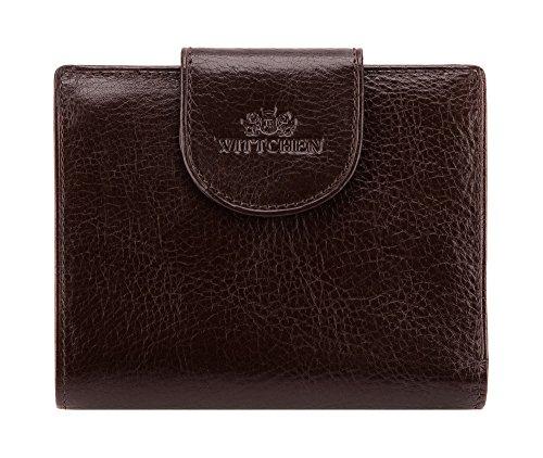 Wittchen Portemonnaie Italy dunkelbraun