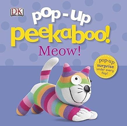 Pop-Up Peekaboo! Meow! by DK(2012-07-02)