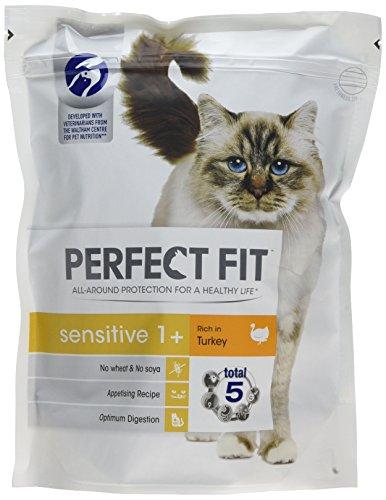PERFECT FIT Katzen-Trockenfutter Truthahn
