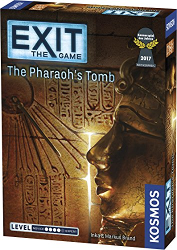 Exit: The Pharaoh\'s Tomb