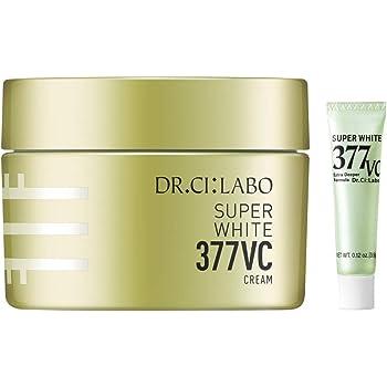 ドクターシーラボ スーパーホワイト377VCクリーム特別セット[WHITE377配合クリーム]透明肌 高密着クリーム くすみ 高浸透ビタミンC(APPS)配合 スーパーホワイト377VCミニ付き
