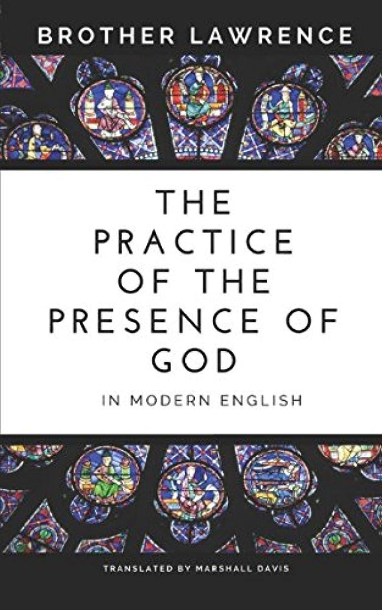 ファブリック前者頑丈The Practice of the Presence of God In Modern English