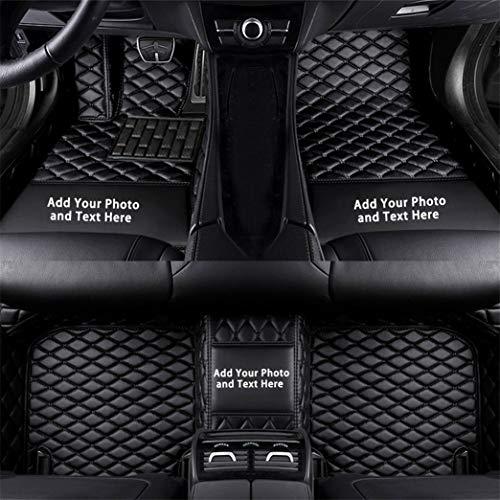 Cobear Fussmatten Auto 3D Autoteppich für Subaru Forester Outback Legacy XV WRX Sti Impreza BRZ Tribeca Individuelle Passform Kunstleder wasserdichte 3D Voll Auto Matten Schwarz 1 Set