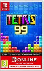 TETRIS 99 + 1 AN D'ABONNEMENT AU NINTENDO SWITCH ONLINE