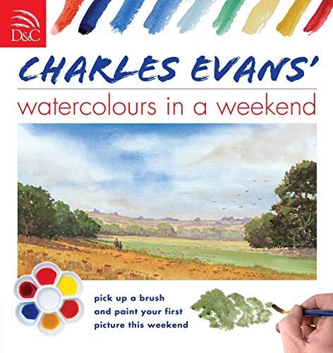 Charles Evans' Watercolours in a Weekend