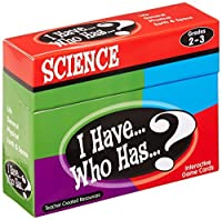 (1) - Teacher Created Resources I Have Who Has Science Card