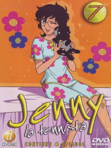 Jenny la tennista(edizione restaurata)Volume07Episodi19-22