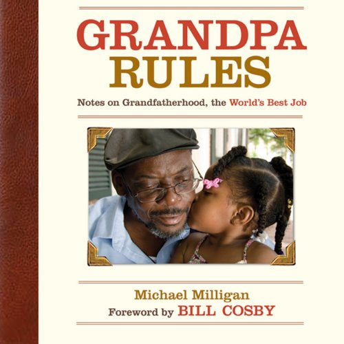 Grandpa Rules audiobook cover art
