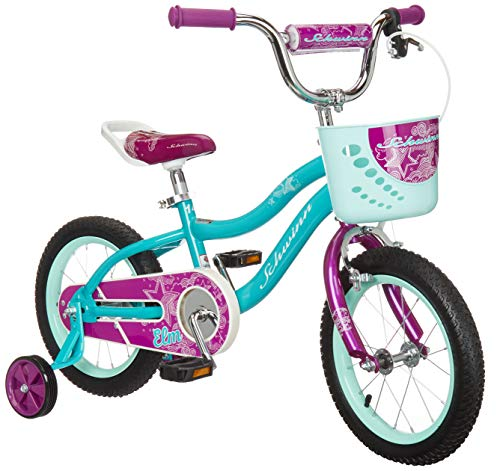 Schwinn Elm Girls Bike for Toddlers and...