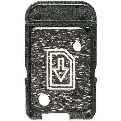 Unbekannt Original Sony SIM Halter für Sony Xperia E5 F3311 (SIM SD Holder, Tray) - 305A1OI0400