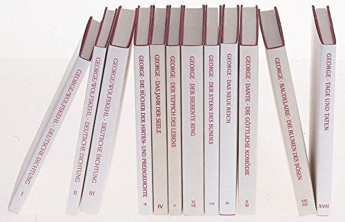 Sämtliche Werke in achtzehn Bänden / Gesamtausgabe