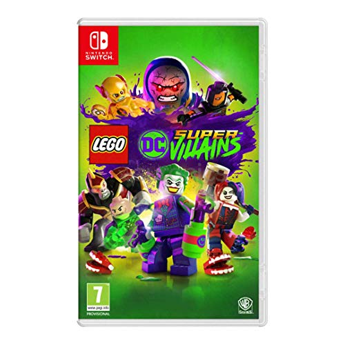 Lego DC Super-Villains [