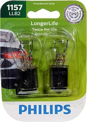 Philips 1157LLB2 LongerLife Mini Bulb