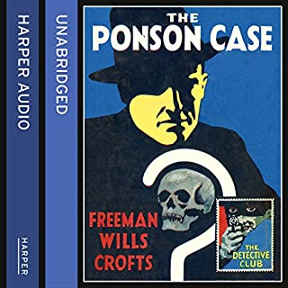 The Ponson Case cover art