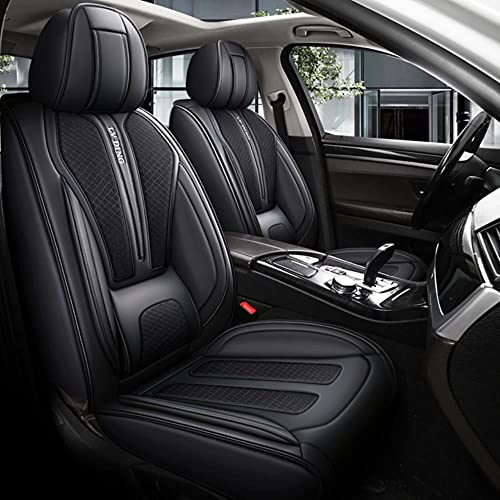 JYPZSH Fundas Asientos Coche para Audi A3 8P Q5 A6 C6 A4 A5 Sportback B7 Avant 8V C7 A1 B9 Audio Rs4 5 6 7 R8 S5 S6 S7 S8 Q3 Accesorios De Coche-Color 5