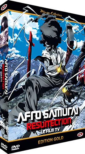 Afro Samurai : Resurrection-Edition Gold