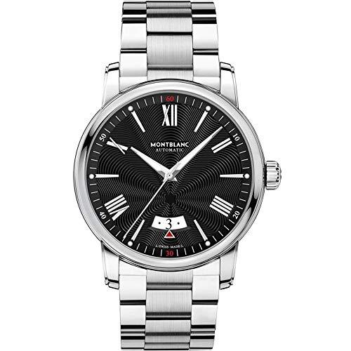 Montblanc 4810 Automatic Black Dial Men's Watch 115935
