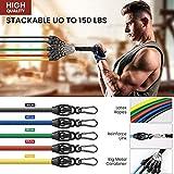 Zoom IMG-1 bande elastici fitness 12 di