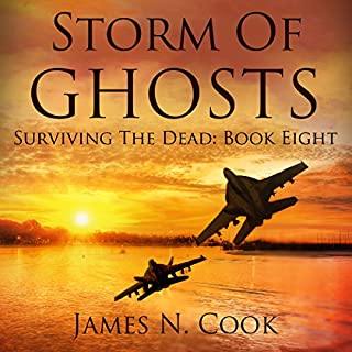 Storm of Ghosts audiobook cover art