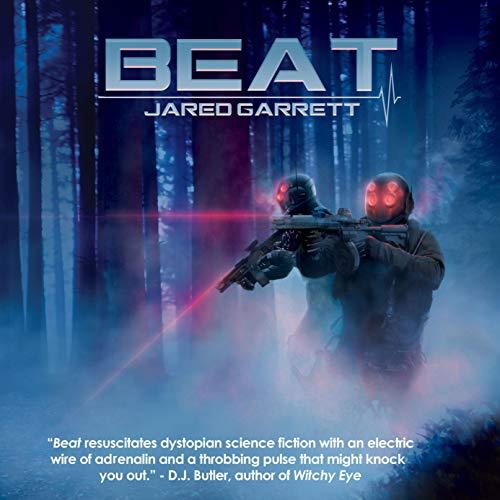 Beat audiobook cover art