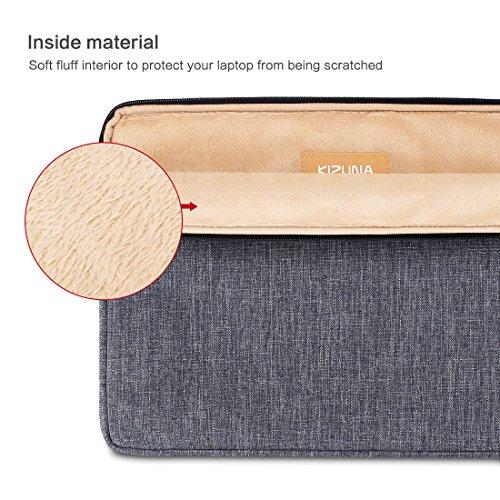 KIZUNA Notebook Tasche 12.5 Zoll Laptop Hülle Sleeve Case Schutzhülle Tragbar Stoßfest Bag Laptoptasche Für 2017 Neu 13