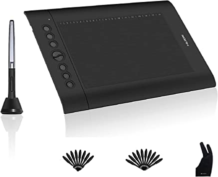 Huion Battery Cell Graphic Drawing Tablets Professional Wireless ...