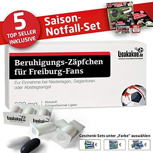 Alles für Freiburg-Fans by Ligakakao.de Kaffee-Becher ist jetzt das GROßE Saison Notfall Set