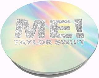 [テイラー スウィフト] Taylor Swift Lover ラヴァー オフィシャル グッズ スマートフォン用 グリップスタンド ME!ロゴデザイン