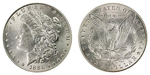 1878-1904 Morgan Silver Dollar (1 Coin)