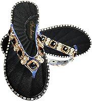20% off Rhinestones Flip Flop Sandals for Women