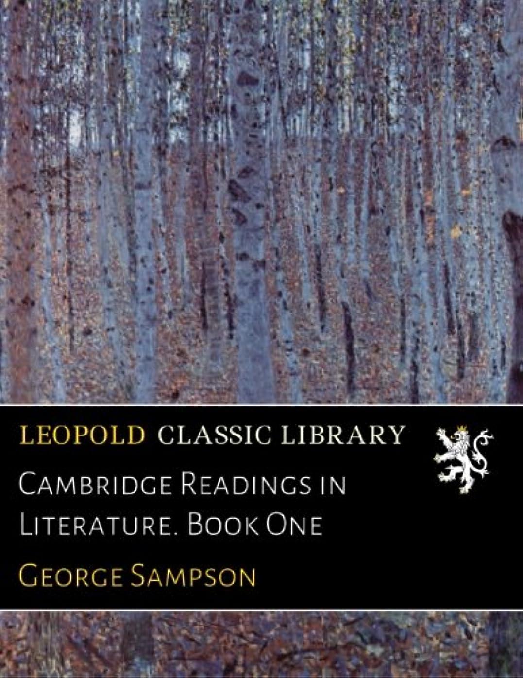 尊敬レイ砲兵Cambridge Readings in Literature. Book One