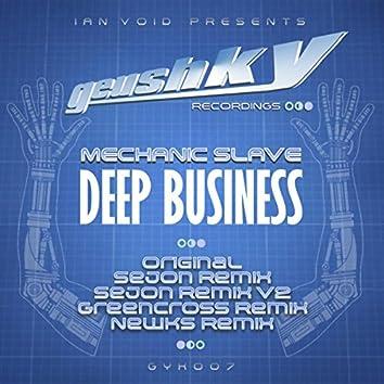 Deep Business
