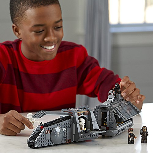 Véhicule de Transport Imperial Conveyex LEGO Star Wars 75217 - 622 Pièces - 2