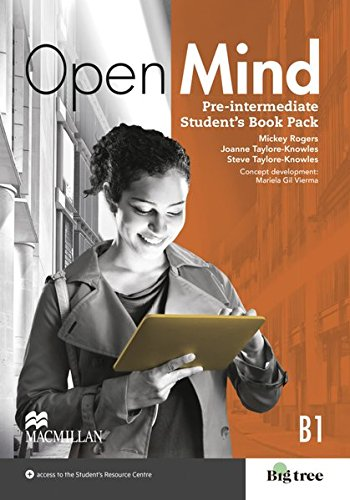 Pre-Intermediate. Open Mind. Student's Book with Webcode