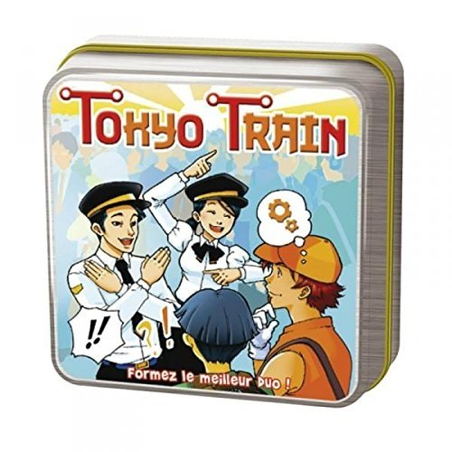 Cocktail Games - INT103 - jeu d'ambiance - Tokyo Train