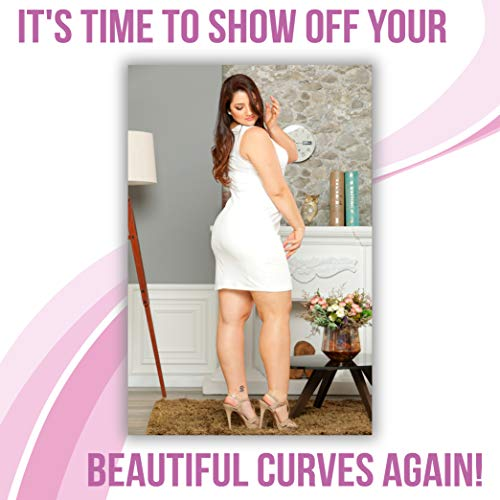 All About Shapewear BBL Post Surgery Bundle +Liposuction Ab Board + Lumbar Molder Board + 2 Lateral Protectors 8