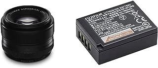 FUJIFILM 単焦点標準レンズ XF35mmF1.4 R & 充電式バッテリー NP-W126S