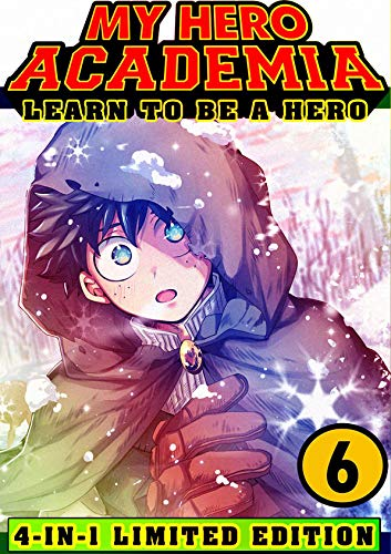 My Hero Academia Learn: Book 6 Collection - Shonen Manga Action My Hero Academia Fantasy Adventures (English Edition)