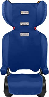 InfaSecure Versatile Folding Booster Car Seat for 4 to 8 Years, Blue