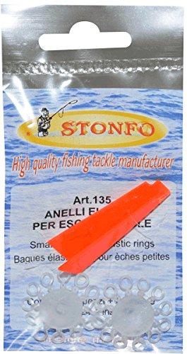 Stonfo Elastische Ringe für Esche Hardware Ausrüstung Angeln 135-2,5