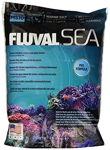 Fluval Sea Marine Salt for Aquarium, 3-Pound