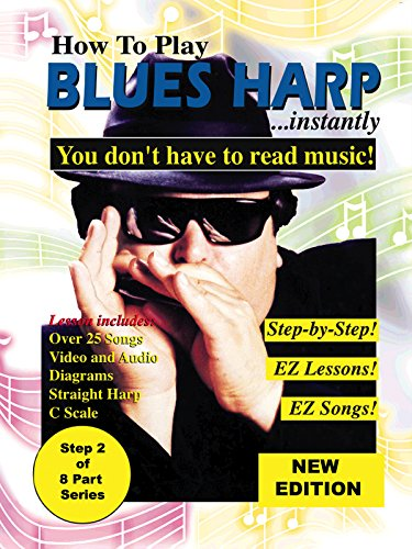 How To Play Blues Harp Instantly